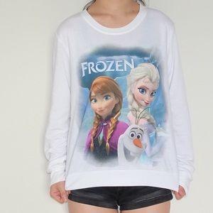 Disney's FROZEN Elsa and Anna Sweatshirt